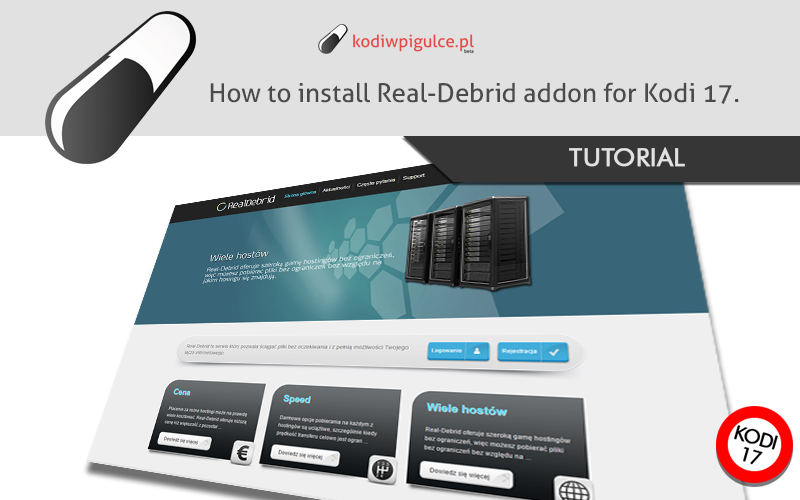 How to install Real-Debrid addon for Kodi 17 [tutorial