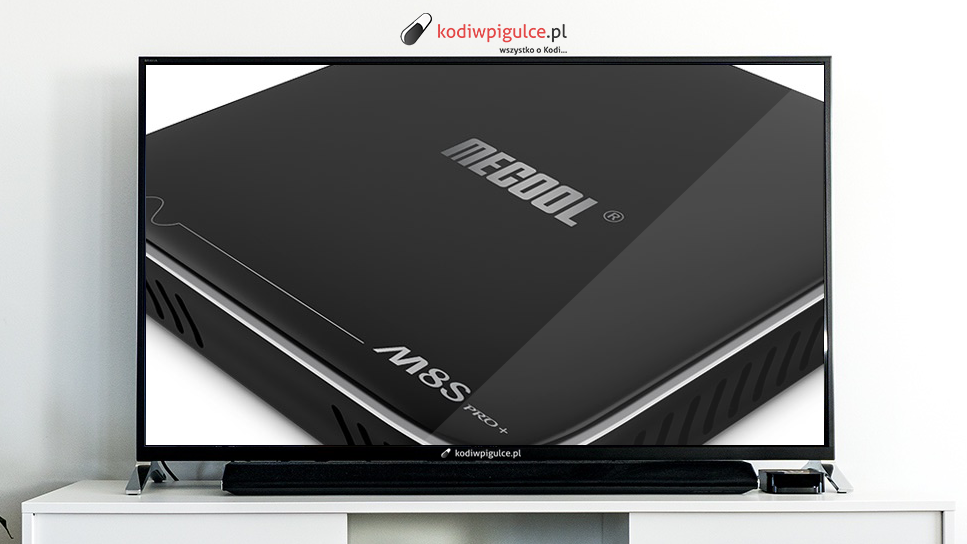 Jak wgrać oraz zaktualizować Android TV dla MECOOL M8S PRO