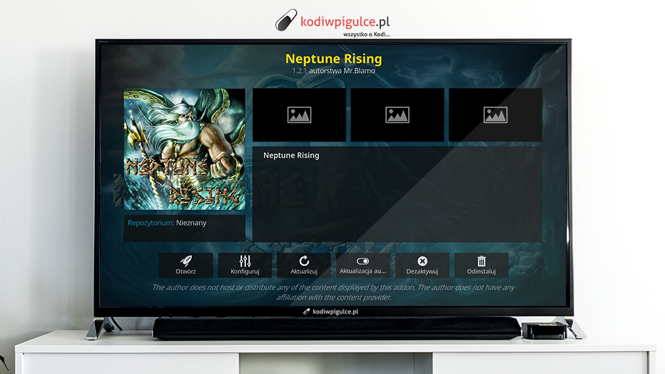 how to download neptune rising on kodi